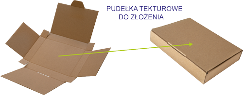 tekturowe pudełka na kalendarze książkowe